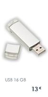 Unidades de USB de 16GB