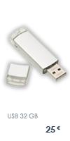 Unidades de USB de 32GB